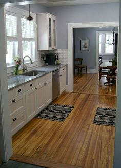The One Thing To Do For Long Narrow Kitchen Layout Suggestions 00031 - futthome Kitchen Layout, New Kitchen, Kitchen Decor, Kitchen Design, Kitchen Ideas, Space Kitchen, Small Kitchen Renovations, Small Galley Kitchens, Kitchen Remodeling