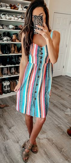 c8b5800265 30+ Glamorous Spring Outfits To Copy Now. Cute Summer ...