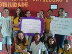 E.E. Rosa Francisca Mano – Programa Sala de Leitura – Circuito de Juventude 2015 – Instituto Ayrton Senna