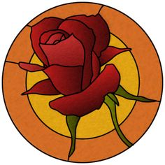 rose stained glass pattern | continue reading