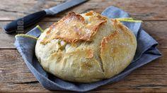 Paine fara framantare (CC Eng Sub) Potato Recipes, Bread Recipes, Cookie Recipes, Braided Bread, Easy Bun, No Knead Bread, Yule Log, Multicooker, Dessert