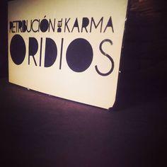 """Buen Jueves para todos!  Mañana nos vamos a La Plata para compartir fecha junto a los amigos de @narvales_rock """" esperando con calma retribución del karma """"  #oridios #karma #rock #laplata #show #musica #recital #jueves"""