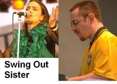 Swing Out Sister - Wikipedia, la enciclopedia libre Smooth Jazz, Swing Out Sister, Los Grammy, Jackson, Sisters, My Favorite Things, Bands, Google Search, Truths
