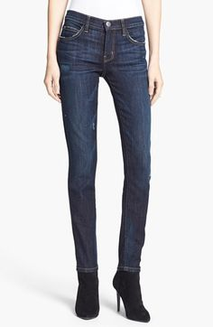 Current/Elliott 'The Ankle Skinny' Jeans (Richmond) available at #Nordstrom. Shopping from outside the United States? Sign up for a free U.S mailing address from US Global Shopper.