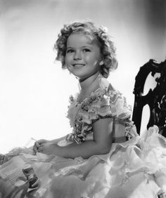 .When you take a notion to be real...take a walk to the movie shelf and watch Shirley Temple.