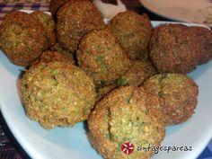 Vegan Vegetarian, Vegetarian Recipes, Cooking Recipes, Healthy Recipes, Vegan Food, Greek Cooking, Food Tasting, Falafel, Greek Recipes