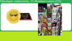 Locandina Card Group biglietti augurali