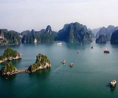 Southeast Asia has an incredible variety of destinations for nature tours, and Vietnam has received increasing amounts of recognition for its dreamlike landscape. This country has natural wonders that sneak up to you. Round a corner, and there it is — a gushing waterfall or a terraced rice field that you never expected. The following …