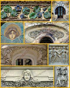 Bucurestiul Art Nouveau - tur arhitectural