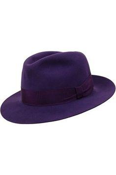 Hombre Sombreros - Sombrero de vestir - para hombre Sombreros De Vestir Para  Hombres 4aa799869be