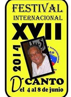 El Maestro Sergio García será homenajeado en el XVII Festival Internacional D´Canto 2014