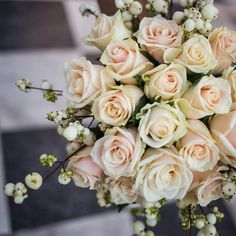 Thessaloniki, Bridal Bouquets, Wedding Ceremony, Rose, Flowers, Plants, Instagram, Design, Bride Bouquets