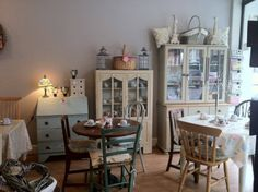 Your Lifestyle Manager recommends The Vintage Tea House, Reigate. Interior 2