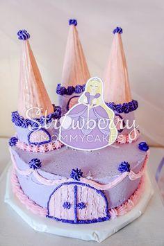 Princess Cake for a Princess Party