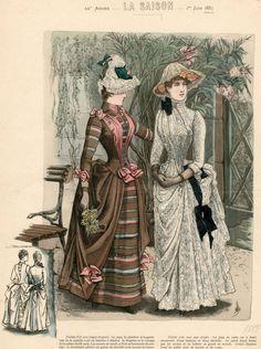 La Saison 1887 like the brown one.