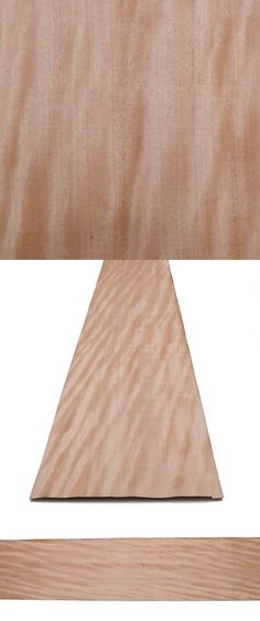 Other Wood and Project Materials 183160: Brush Box Wood Veneer 280.0Cm X 37.0Cm - 1 Sheet -> BUY IT NOW ONLY: $49 on eBay!