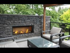 Image result for outdoor fireplace