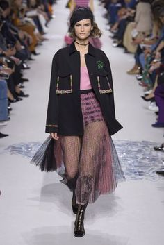 Christian Dior Spring/Summer 2018 Ready To Wear | British Vogue