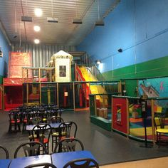 5 Best Indoor Playgrounds In Vancouver