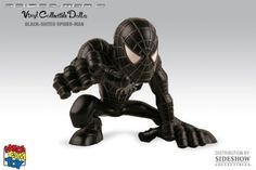 VCD Black Spider-Man BLACK SPIDERMAN (japan import) by Medicom Toy @ niftywarehouse.com #NiftyWarehouse #Nerd #Geek #Entertainment #TV #Products