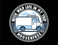 "Check out new work on my @Behance portfolio: ""Moosenfree Van Logo"" http://be.net/gallery/60349899/Moosenfree-Van-Logo"