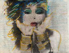 LeGaleriste Wearable Art by ZANA Independent Films, Lovers Art, Wearable Art, Original Artwork, Art Gallery, Artist, Painting, Design, Indie Movies