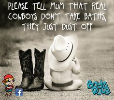 little cowboy quotes - Google Search