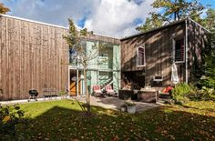 Espaciosa Casa en Danderyd por Franson Arquitectos Wreland