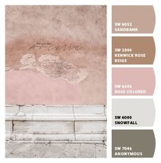 Paint colors from ColorSnap by Sherwin-Williams Colorful Furniture, Painted Furniture, Sherwin William Paint, Sustainable Furniture, Beautiful Interiors, New Image, Paint Colors, Revanche, About Me Blog