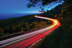 How to create amazing light trails in Photoshop