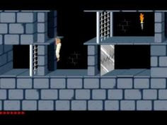 Prince Of Persia 1990 MS DOS – browser version | Free Games - GetFreeGames.org