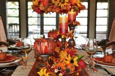 Entertain in style this autumn -ideas from Michaels Stores