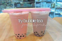 ? Note to self watermelon fruit 'tea' with jelly bits is awful. Will try the milk one next time. (Best Friend Bucket List)