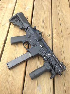 9mm SBR