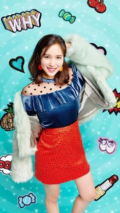 Read Candy from the story TWICE Concept Photos by SnowFlakesShower (Park JoYee) with 104 reads. momo, twice, jihyo. Kpop Girl Groups, Korean Girl Groups, Kpop Girls, Twice Photoshoot, Photoshoot Images, Nayeon, K Pop, Warner Music, Divas