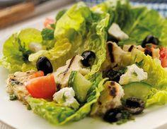 Feta salade
