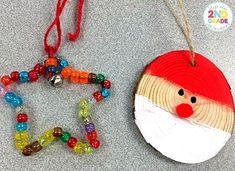 Student-Made Ornaments! - Amy Lemons