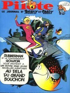 Submerman by Pichard
