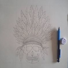 Nouveau dessin pour un nouveau Mix!☺ Bonne semaine à tous!😘 ☆☆☆☆☆☆☆☆☆☆☆☆☆☆☆☆☆☆☆☆☆ #Mix #skull #indian #indianskull #skulls #feathers #indianstyle #wip #paper #papercut #papercuttingart #cutfrompaper #handcut #handdrawn #papercraft #art #artist #artwork #madeinfrance #dijon #madecoamoi #walldecor #wallart #inspiration #love #life
