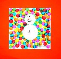 Rainbow blizzard: Melissa2254's art on Artsonia