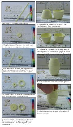 simple vase quilling tutorial