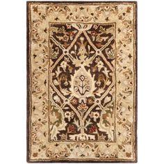 Persian Legend Brown/Beige 2 ft. x 3 ft. Area Rug