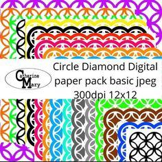 """Scrapbook Digital paper pack 300dpi jpg printable"" How To Use Cricut, Lace Background, Pen Design, Cricut Tutorials, Pocket Cards, Heart Cards, Print And Cut, Lettering Design, Design Crafts"