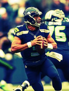 Lets see if Russell Wilson,NFL quarterback of the Seattle Seahawks, can lead his team to another Super Bowl win this season!