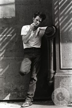 Tom Waits by George DuBose