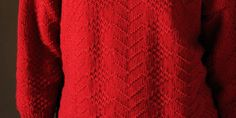 Tricoter un pull de marin: le pull brocart