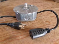 Build your own inexpensive Dremel foot switch.