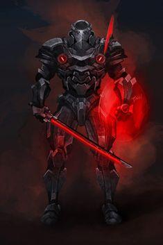 Medieval Sci-fi Armor