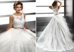 Resultado de imagem para vestido de noiva decote coração com alça
