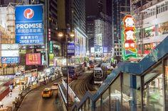 Where Are the Best Neighborhoods for Shopping in Hong Kong?